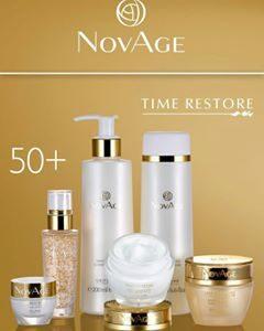 ست محصولات +۵۰ سال، Novage Time Restore