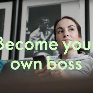 رییس خودت باش!